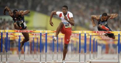 Dayron Robles ha sido uno de los mejores atletas de Cuba en el siglo XXI.
