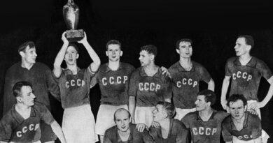 La Unión Soviética fue el primer campeón de la Eurocopa.