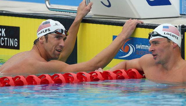 Phelps asistirá a su quinta cita estival