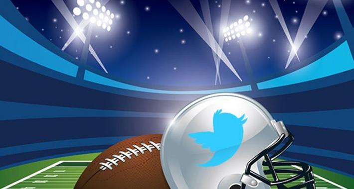 NFL en streaming por Twitter.