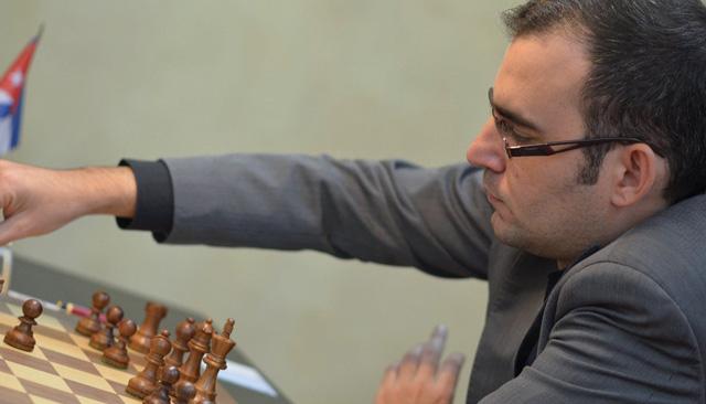 Leinier Domínguez ha ascendido en el ranking mundial de ajedrez.