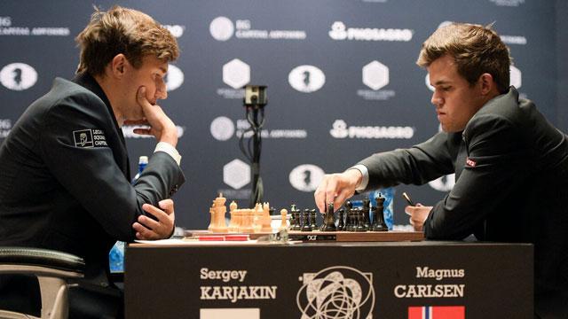 Carlsen vs. Karjakin en Nueva York