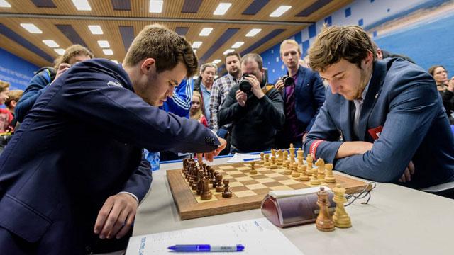 El duelo Carlsen vs. Karjakin promete ser interesantísimo.