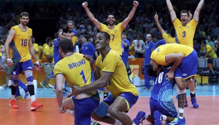 Los brasileños ganaron su tercer título olímpico en la historia.