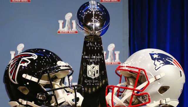Los Patriots ganaron su quinto Super Bowl.