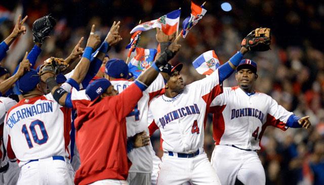 Los dominicanos ganaron invictos el III Clásico Mundial, en 2013.