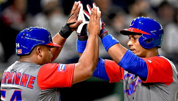 Despaigne y Gracial fueron los mejores bateadores de Cuba.