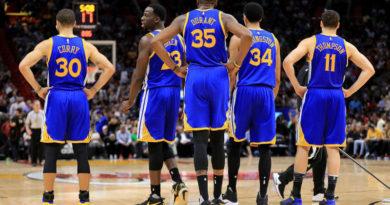 Los Warriors vuelven a ser los favoritos para ganar el título en la NBA