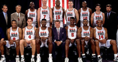 El Dream Team de Barcelona 1992