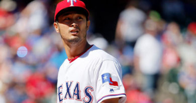 Yu Darvish refuerza a los Dodgers