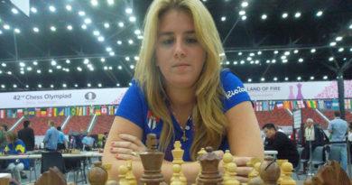 Yuleidys Hernández es la nueva Gran Maestra de Cuba.