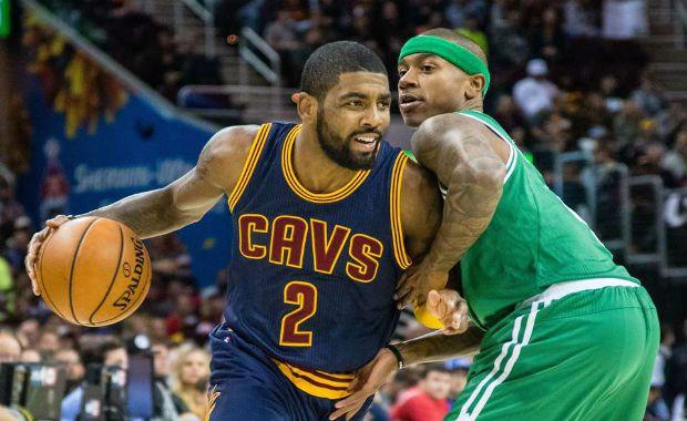 Irving llevará el 11 en los Celtics