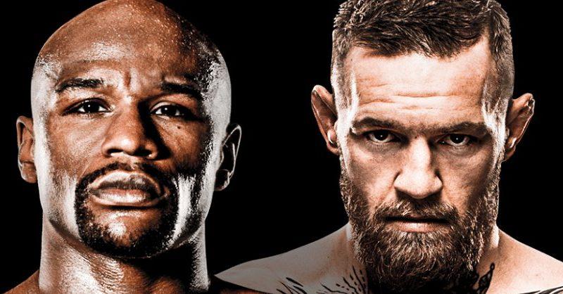 La pelea entre McGregor y Mayweather ha recibido una enorme atención mediática