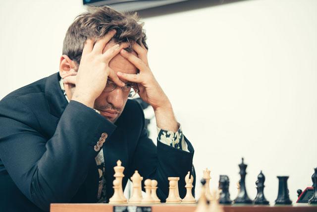 Levon Aronian ganó el torneo Rápido en San Luis
