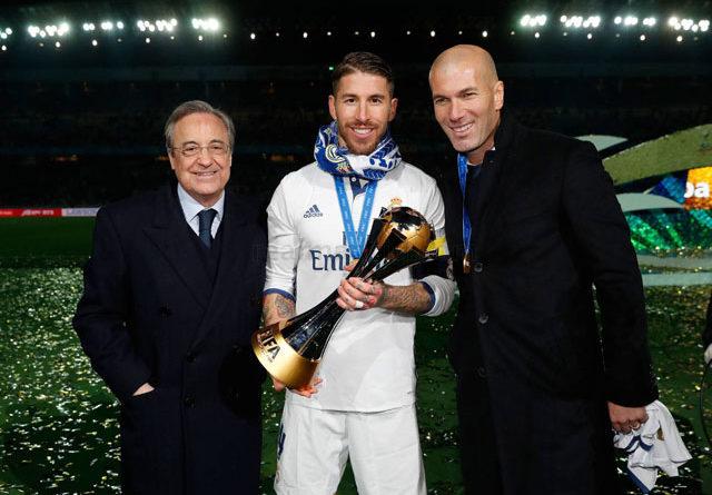 El Real Madrid es favorito para retener el título en la Liga española.