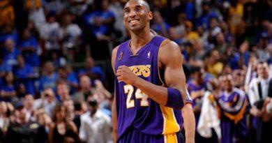 Kobe Bryant jugó sus 20 temporadas con los Lakers