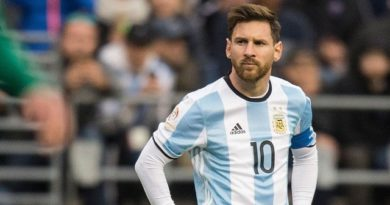 Messi anotó tres veces ante Ecuador y condujo a Argentina al Mundial de Rusia