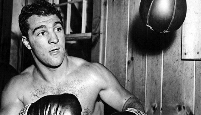 Rocky Marciano, el trágico destino de un campeón invicto - Mi ...