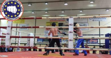 WAMAI sigue manteniendo el objetivo de fomentar las artes marciales.
