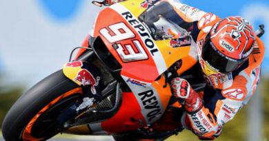 Marc Márquez ganó por cuarta ocasión el título en MotoGP.