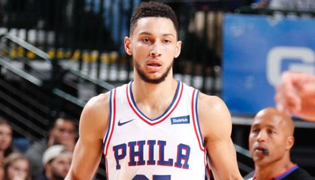 Ben Simmons tiene todo para ser el mejor novato de la temporada en la NBA