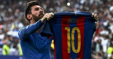 Messi ganó su cuarta Bota de Oro