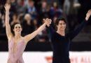 Tessa Virtue y Scott Moir, uno de los favoritos para ganar el título en los Juegos Olímpicos de Invierno 2018