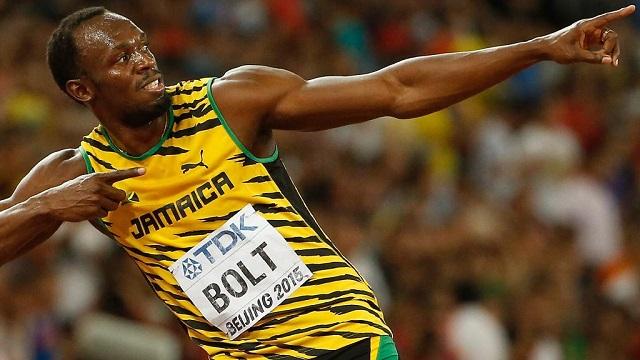 Usain Bolt es el mejor corredor de todos los tiempos