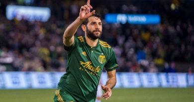 Diego Valeri fue el latino más destacado en la temporada 2017 de la MLS