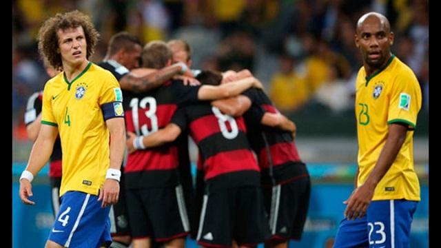 La goleada que recibió Brasil en 2014 por Alemania es inolvidable