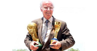 Zagallo puede considerarse el DT más exitoso en la historia de las Copas Mundiales de fútbol