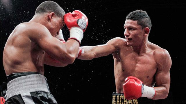 Otro mexicano que sobresale en el cuadrilátero es Miguel Berchelt, actual campeón del peso superpluma del Consejo Mundial de Boxeo