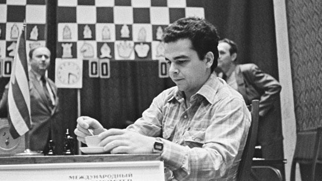 La corta pero intensa vida del Gran Maestro Guillermo García