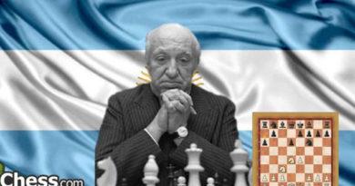 El polaco Najdorf fue uno de los pasajes del Piriápolis. No regresó a su país y adoptó la nacionalidad argentina