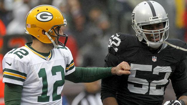 Danza de los millones en NFL: Rodgers, Mack y Gron los mejores pagados