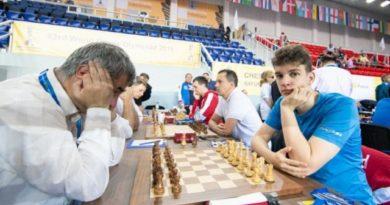Jan-Krzysztof Duda superó a Ivanchuk. Foto: Maria Emelianova/Chess.com.