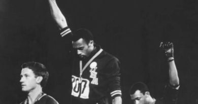 Black Power, el gesto que inmortalizó a Tommie Smith y John Carlos