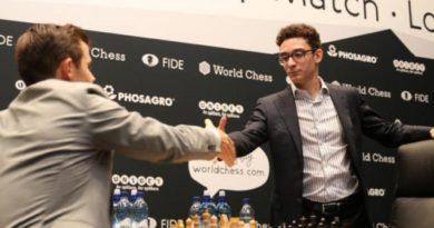 Foto tomada de ChessBase.