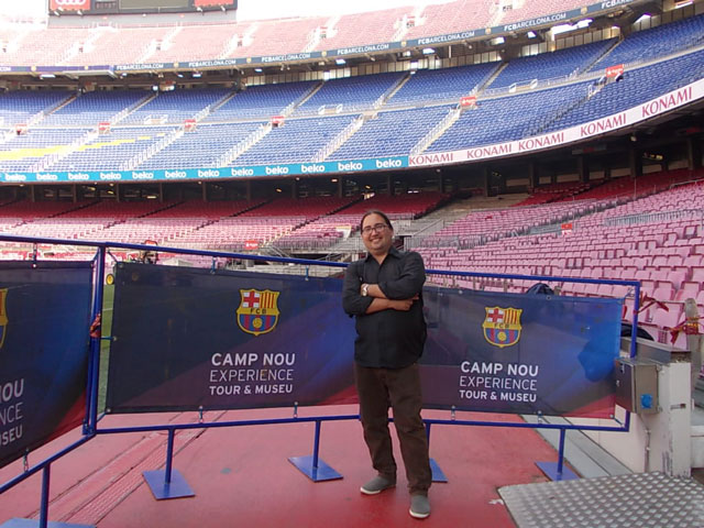 "Regreso al ""Camp Nou"" en 2018"