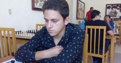 Albornoz, campeón de Cuba en 2019. Foto tomada del blog de Pinky