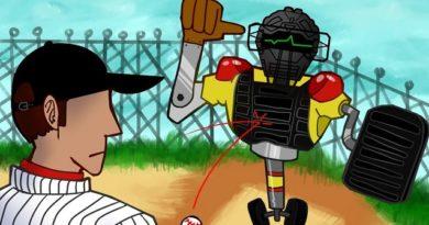 Robots para cantar bolas y strikes. Una mala jugada de MLB. Foto: StatePress