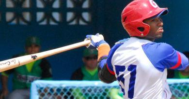 Yoelkis Céspedes tenía potencial para firmar un contrato con alguna franquicia de MLB.