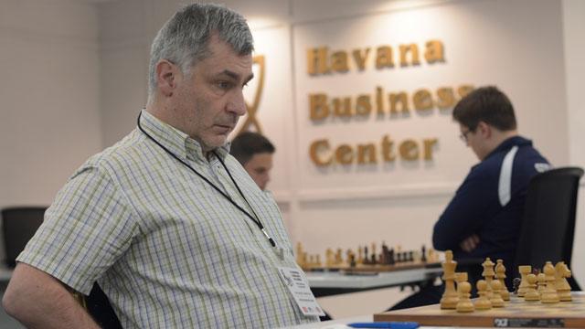 Vassily Ivanchuk ha sido el máximo ganador del Memorial Capablanca de ajedrez, con ocho coronas