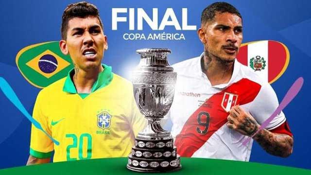 Final Copa América 2019