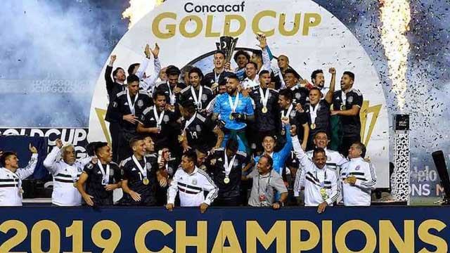 México ganó por octava ocasión la Copa Oro