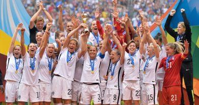 El palmarés de la selección femenina de fútbol de los Estados Unidos es impresionante: cuatro títulos mundiales, el último de ellos obtenido recientemente, en Francia, y cuatro coronas olímpicas.