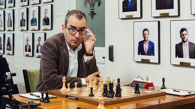 Leinier Domínguez, último en parada de San Luis del Grand Chess Tour