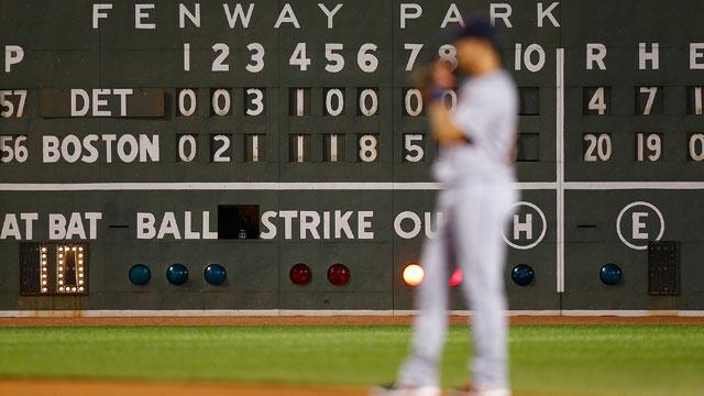MLB no utilizará el KO para acortar los partidos. ¿La razón? Los patrocinadores pagan para que sus anuncios aparezcan en un juego de nueve innings
