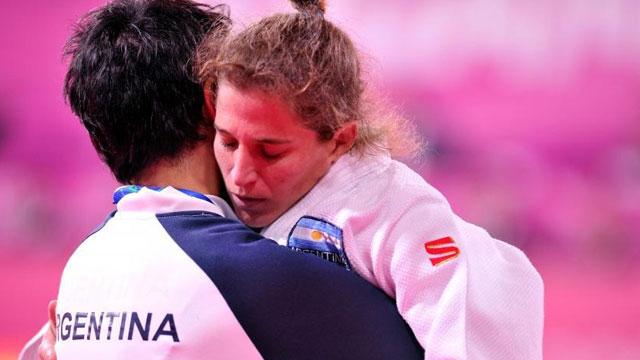 La judoca argentina Paula Pareto fue una de las mayores decepciones panamericanas en Lima 2019