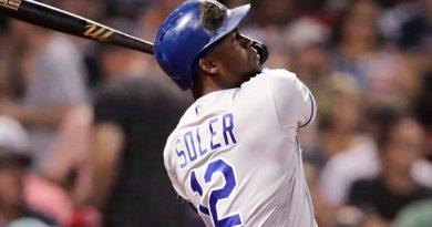 El cubano Jorge Soler podría convertirse en el líder de jonrones en la temporada 2019 de Grandes Ligas